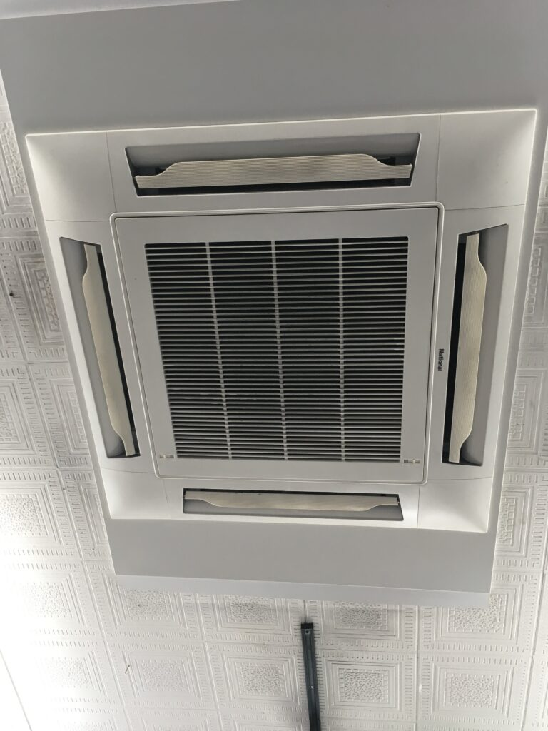 オフィスK エアコンオーバーホール