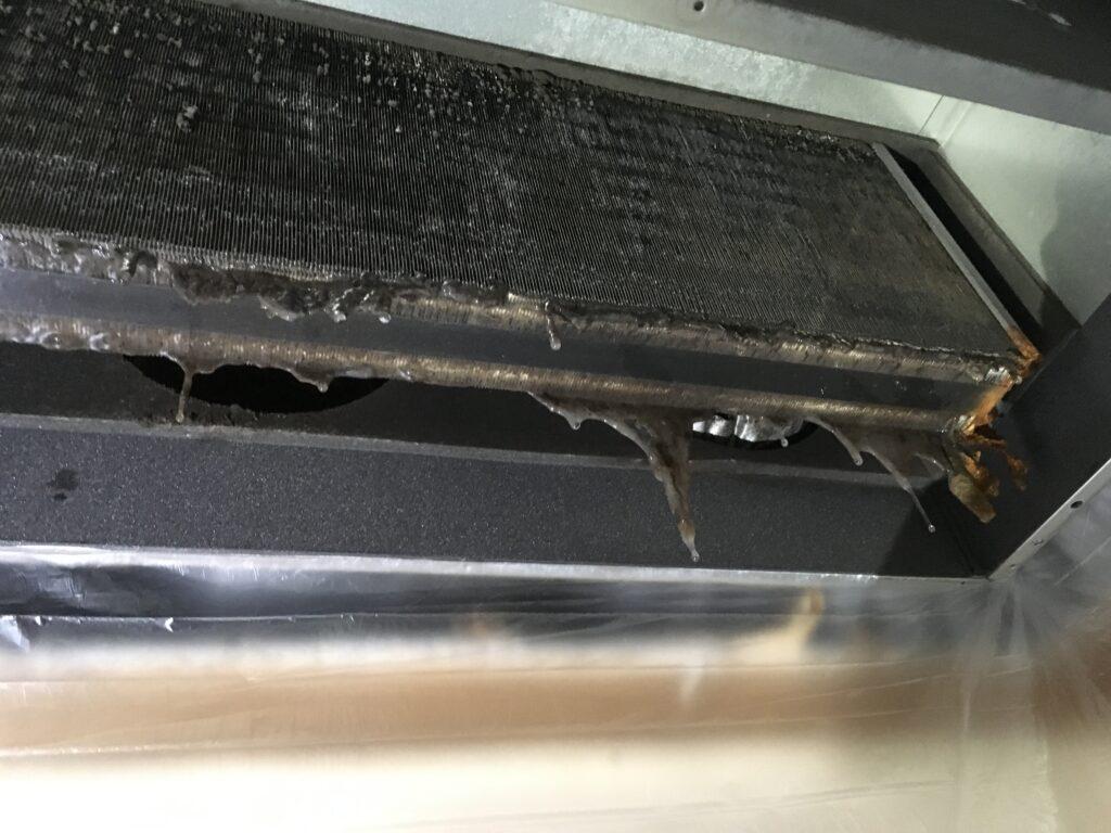 熱交換器 汚れ